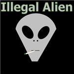 Illegal Alien Tshirts