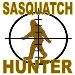 Sasquatch Hunter Tshirts