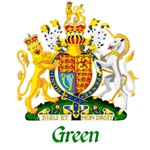Green Shield of Great Britain