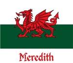 Meredith Welsh Flag