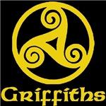 Griffiths Celtic Knot (Gold)