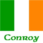 Conroy Irish Flag