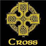 Cross Celtic Cross (Gold)