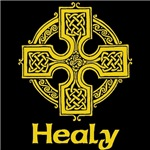 Healy Celtic Cross (Gold)