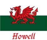 Howell Welsh Flag