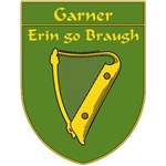 Garner 1798 Harp Shield