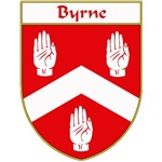 Byrne Coat of Arms