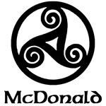McDonald Celtic Knot