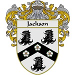 Jackson Coat of Arms (Mantled)