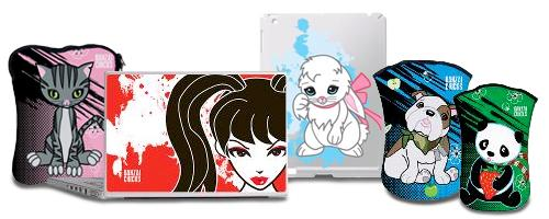 Banzai Chicks Laptop & Mobile Device Covers