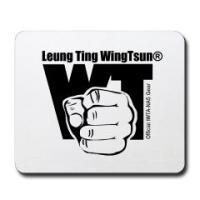 WingTsun Mouse Pad, Fridge Magnet