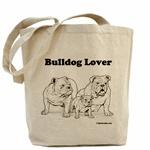 Bulldog Lover Family