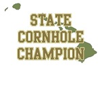 Hawaii State Cornhole Champion