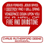 Cyrus Beene Fire and Brimstone SCANDAL