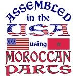 USA / Moroccan Parts