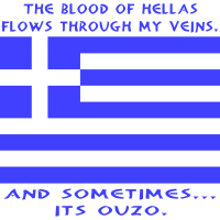 Blood of Hellas & Ouzo