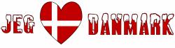Jeg (heart) Danmark