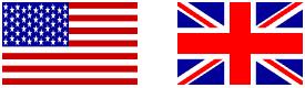 USA & Union Jack