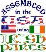 USA / Irish Parts