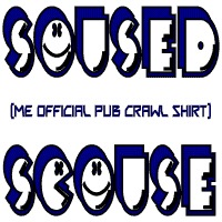 Soused Scouse (blue)