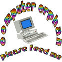 Computer Orphan--Please Feed Me