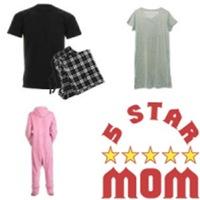 Pajamas & Stuff - 5 Star Mom