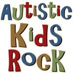 Autistic Kids Rock Tees Gifts