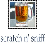 Scratch n' Sniff Beer