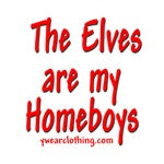 Elves are My Homeboys