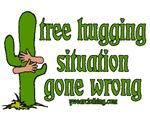 Tree Hugging Situation