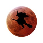 Witch Red Moon