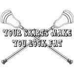 Lacrosse Women Fat
