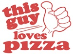 This Guy / Girl Loves Pizza