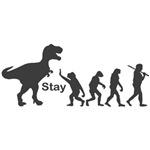T Rex Stay