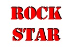 ROCK STAR Stencil(2 styles available)