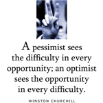 An optimist