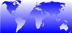 world dark blue