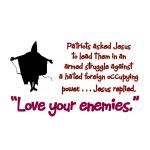 """Love Your Enemies"" is in Anti-War"