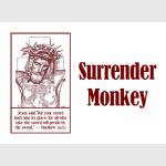 """""""Surrender Monkey"""" is in Anti-War"""