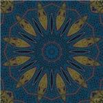 Babylon Art Mandala
