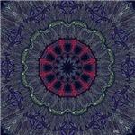 Bewitched Art Mandala
