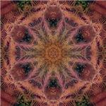 Wreath Art Mandala