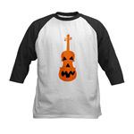 Violin Jack o'Lantern for Babies Kids and Dogs