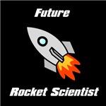 Future Rocket Scientist!
