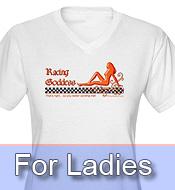 RACING GODDESS Shirts & t-shirts