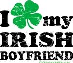 I love (clover) My Irish Boyfriend