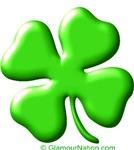 Green Lucky Clover (Shamrock)