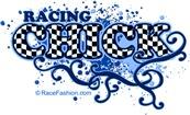 Racing Chick Hot 1