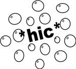 Hiccup Bubbles
