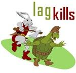Lag Kills Turtle and Rabbit